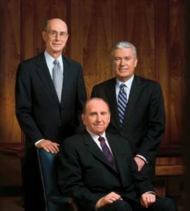 耶稣基督后期圣徒教会第十六届总会会长
